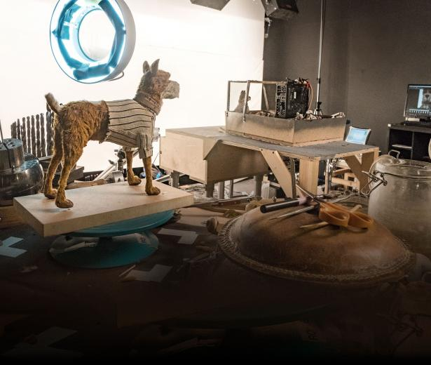 Isle of Dogs: Behind the Scenes (in Virtual Reality)
